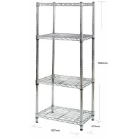 1830 (h) x 915 (w) x 610mm (d) Shelving