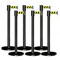 Safety Barrier Retractable Belt Barrier Special Offer