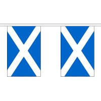 St Andrews Bunting - 10 Flags / 3m Length