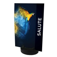 Salute Outdoor Sign Holder