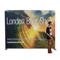 Straight Fabric Display Stand
