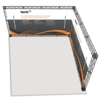Truss Kit 10 5x5m Trade Show Display Truss