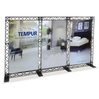 Truss Kit 3 4x2m Modular Exhibition System Wall