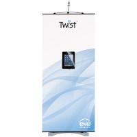 Twist iPad/Tablet Holder Banner Stand