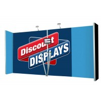 4m x 2m Vector Exhibition Display System