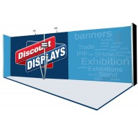 5.8m Wide Modular Vector Trade Show Stand