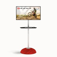 Portable Modern Screen Stand Up To 55""