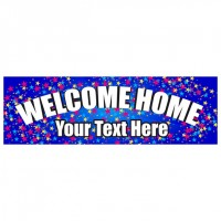 Welcome Home - Banner 188