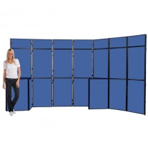 velcro exhibition display boards