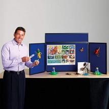 Landscape Table Top Display Presentation Boards