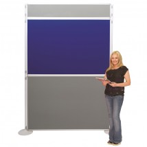 Extra Large Panel Display System