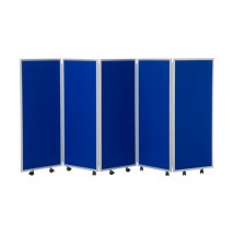 Folding Partition Divider Screen