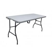 5 Foot Fold-In-Half Table