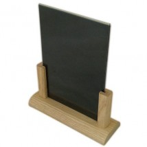 A5 Menu Holder - Natural