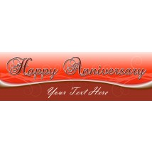 Happy Anniversary - Banner 217