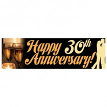 Happy Anniversary - Banner 192