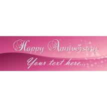 Happy Anniversary - Banner 216