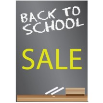 Back To School Sale - Poster 170