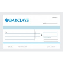 Big Cheque - Bank Design