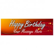 Happy Birthday - Banner 184