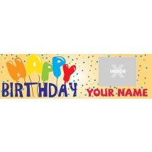 Happy Birthday - Banner 105