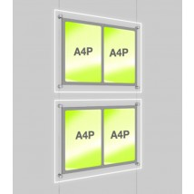 Bevelled Edge Light Panel