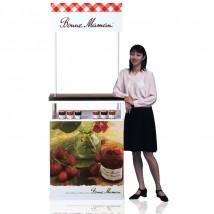 Food Sampling Counter