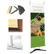 Portable Banner Stands