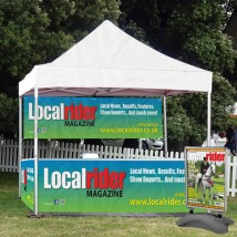 Complete tent kit ideal for Market traders