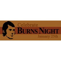 Burns Night - Banner 112