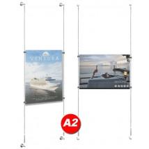 A2 Poster Holder Kit