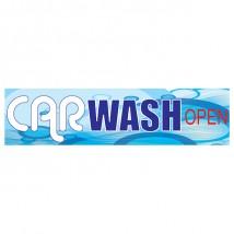 Car Wash - Banner 198
