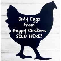 Chicken Chalk Boards