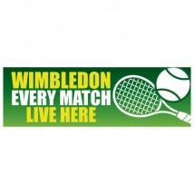 Live Wimbledon Tennis - Banner 173