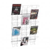 Wire Literature Rack