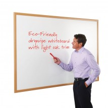 Eco-friendly drywhite whiteboard