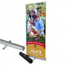 Roller Banner Stand 2000mm high