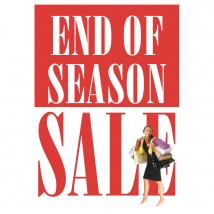 Poster - End of Season - 159