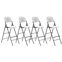 Folding Bar Stools for events