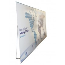 Exhibition banner Wall