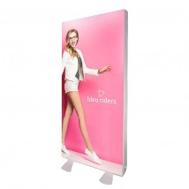 Freestanding Fabric LED Lightbox