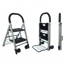 2 Step Hand Truck Step Ladder