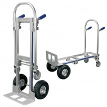 Convertible Hand Trolley - 150kg Capacity