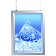Illuminated Poster Frames - 52mm Profile