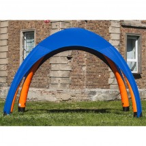 5m x5m inflatable canopy 12 colour options