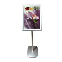 Free Standing Information Holder