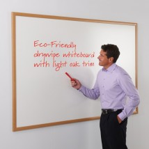 Light Oak Whiteboard for Schools