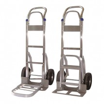 Large Aluminum Hand Trolley