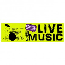 Live Music - Banner 209