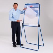 Loop Leg Flip Chart Board